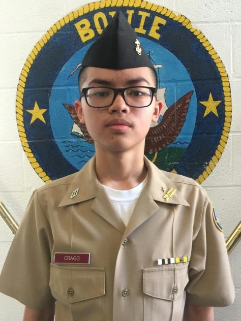 Cragg Cadet of Month