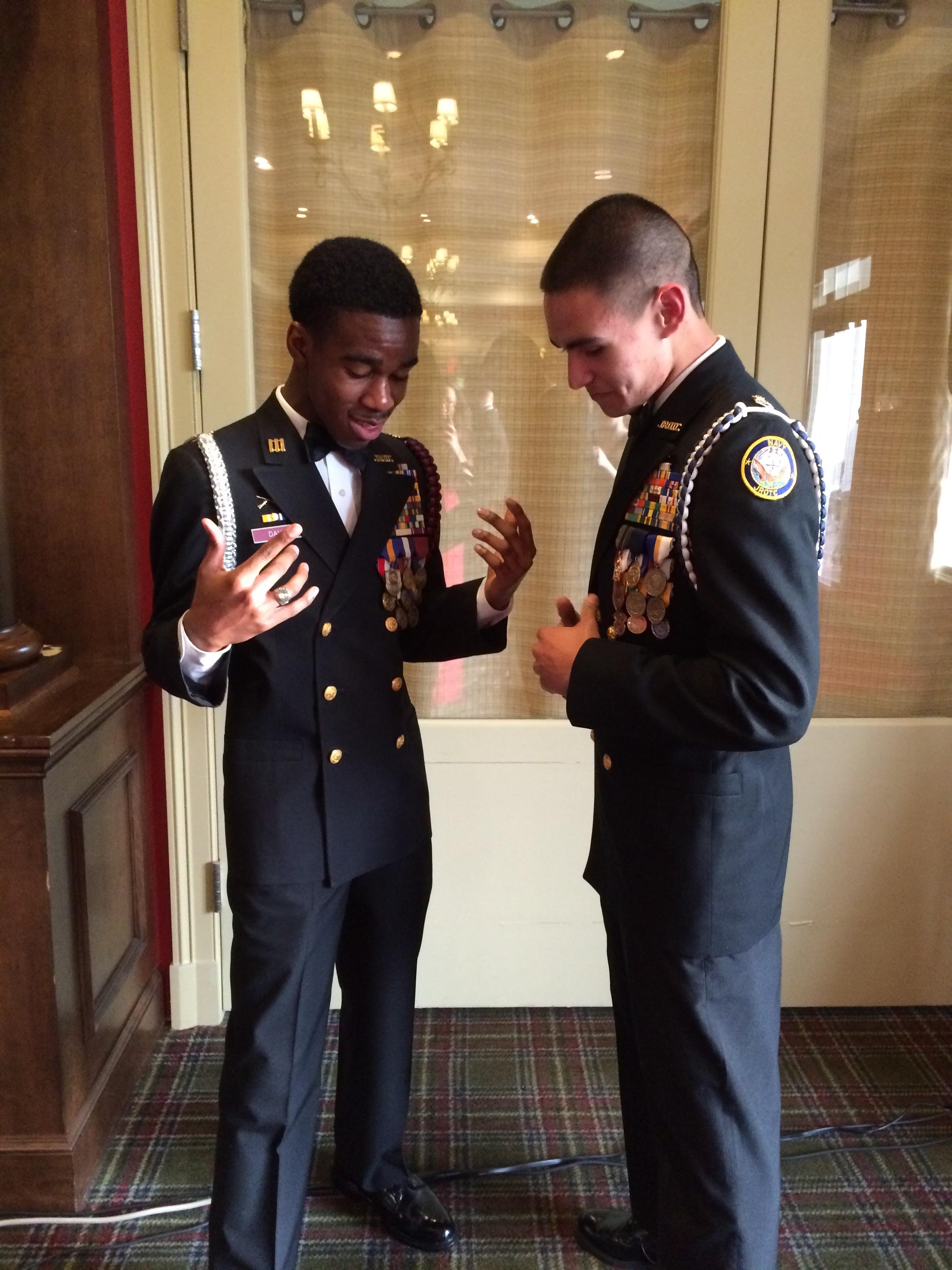 Military Ball Etiquette