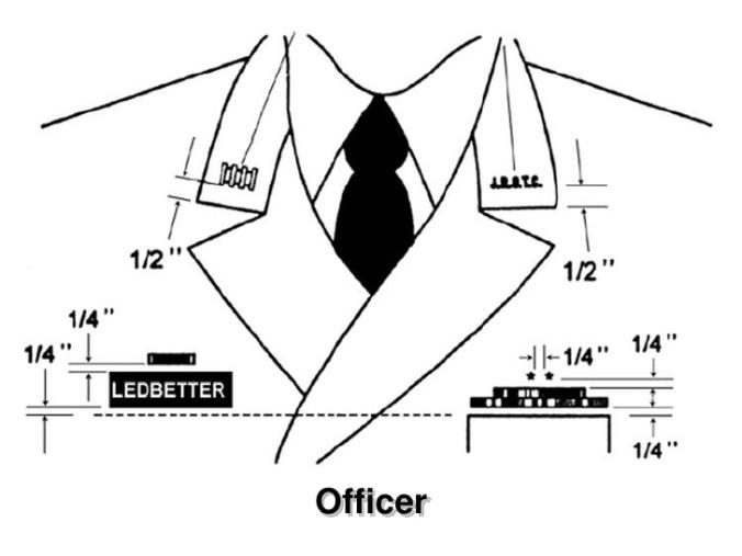 Officer reg